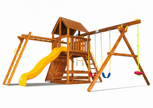Игровый комплексы Rainbow Play Systems - Циркус Клубхаус 2020 III ДК (Circus Clubhouse 2020 Package III WR)
