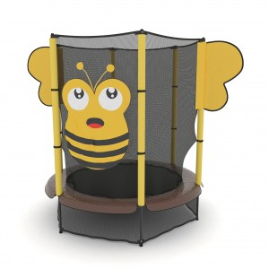 UNIX - Батут UNIX line 4.6 ft BEE (140 cm)